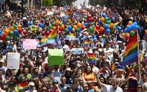 Ντόναλντ Τραμπ, Gay Pride, Υόρκη, ntonalnt trab, Gay Pride, yorki