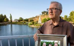 Τον πήρε τηλέφωνο ο γιος του,  τον οποίο είχε κηδέψει πριν από 11 μέρες (pics)