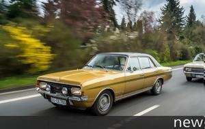 Opel, Commodore