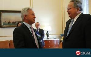 Παρασκευή, Κραν Μοντάνα, Βρετανός Υπουργός Ευρώπης, paraskevi, kran montana, vretanos ypourgos evropis