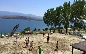 Αμύνταιο Ξεκινάει, Beach Handball, Βεγορίτιδα, amyntaio xekinaei, Beach Handball, vegoritida