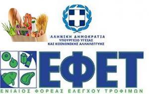 Συναγερμός, ΕΦΕΤ, synagermos, efet