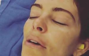Συγκλονίζει, Μαρία Μενούνος, Μήνυμα, | Video, sygklonizei, maria menounos, minyma, | Video