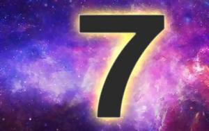 Αριθμός 7, Θρησκεία, arithmos 7, thriskeia