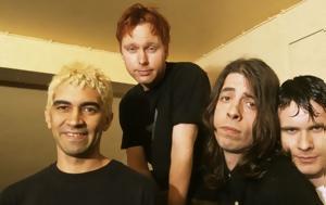Ηρώδειο, Foo Fighters, irodeio, Foo Fighters