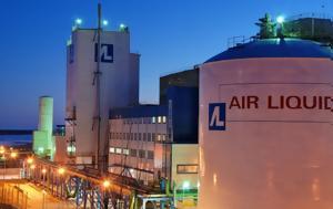 Air Liquide, Κίνα, Air Liquide, kina