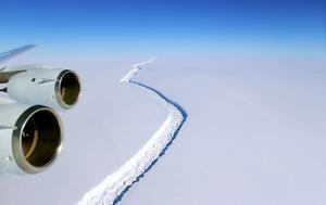 Αποκολλήθηκε, Ανταρκτική, apokollithike, antarktiki