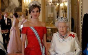 Βασίλισσα Letizia, Kate Middleton, Πριγκίπισσας Diana, vasilissa Letizia, Kate Middleton, prigkipissas Diana
