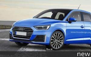 Αποκαλυπτικά, Audi A1, apokalyptika, Audi A1