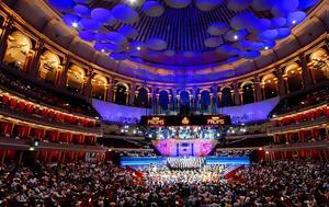Φεστιβάλ Proms, Λονδίνου, Τρίτο Πρόγραμμα, festival Proms, londinou, trito programma