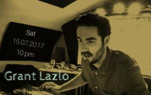 DJ Grant Lazlo, Μασσαλία, Kosmos Lab, DJ Grant Lazlo, massalia, Kosmos Lab