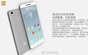 Xiaomi Redmi 5, Διέρρευσαν, Xiaomi Redmi 5, dierrefsan