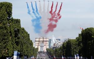 Παρίσι, Γάλλων – Μακρόν, Διαχρονική, Γαλλίας-ΗΠΑ, parisi, gallon – makron, diachroniki, gallias-ipa