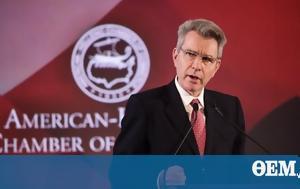 Suspicious, US Ambassador, Athens