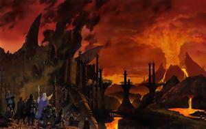 Lord, Rings Online, Mordor