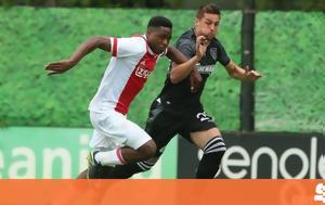 AFC Ajax, PAOK, Amsterdam
