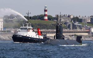 Τιμητική, HMS Torbay, Ναυτικού, timitiki, HMS Torbay, naftikou