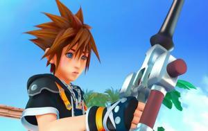 Επίσημα, 2018, Kingdom Hearts III, episima, 2018, Kingdom Hearts III