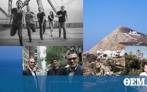 """Anemi Music Festival"", Folegandros, July 27-29"