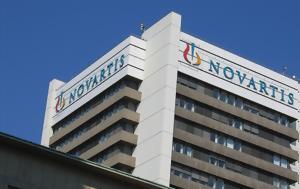 Novartis, Μικρότερη, Novartis, mikroteri