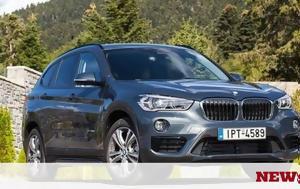BMW X1, SUV