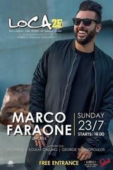 Marco Faraone,Loca Beach Club