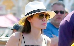 Jolie, Ταξίδι, Disneyland, Jolie, taxidi, Disneyland