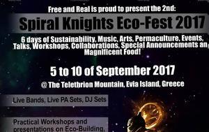 Spiral Knights Eco-Fest 2017