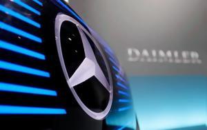 Daimler, Μαζική, Mercedes, Daimler, maziki, Mercedes