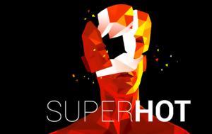 Superhot, PlayStation 4, PSVR