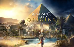 Assassin's Creed Origins, Syndicate, Unity, Black Flag