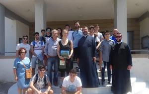 Συνάντηση Δημάρχου, Ορθόδοξη Μητρόπολη, Μποτσουάνας, synantisi dimarchou, orthodoxi mitropoli, botsouanas