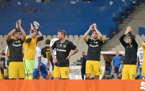 AEK, KAA Gent, 1-1