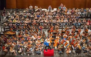 Νεανική Ορχήστρα Sistema Europe, Ηρώδειο, neaniki orchistra Sistema Europe, irodeio