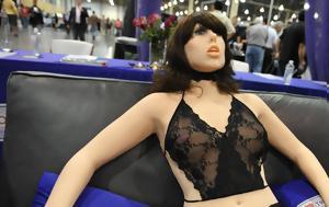 Νέα ρομπότ του σεξ παρέχουν επιλογή εξομοίωσης βιασμού