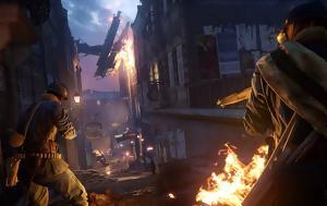 Battlefield 1, Prise, Tahure