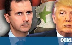 Trump, CIA, -Assad, Syria