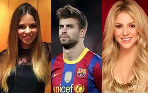 Pique, Shakira, Ήταν, Pique, Shakira, itan