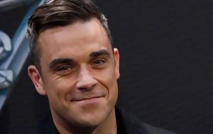Robbie Williams, Αποκάλυψε, Robbie Williams, apokalypse