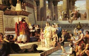 Ηταν, Σολομώντας, Φαραώ –, itan, solomontas, farao –