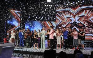 X Factor, Δείτε, X Factor, deite