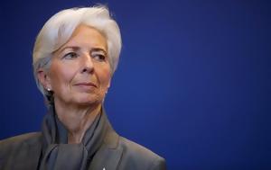 Lagarde Velculescu, IMF, -a-vis, Greek