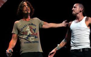 Chester Bennington, Chris Cornell