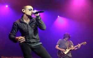 Τραγική, Linkin Park, Κρις Κορνέλ, tragiki, Linkin Park, kris kornel
