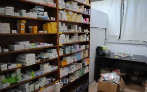 Επαναλειτουργεί, Κοινωνικό Φαρμακείο, Νεάπολης-Συκεών, epanaleitourgei, koinoniko farmakeio, neapolis-sykeon