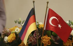 Ψυχρός Πόλεμος Γερμανίας-Τουρκίας, psychros polemos germanias-tourkias