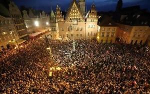 Πολωνία, Αντιδράσεις, polonia, antidraseis