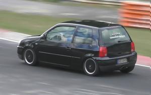 Seat Arosa, 350, Nurburgring