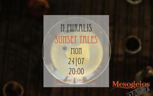 Sunset Tales, Mesogeios Restaurant - Cocktail Bar