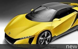 Νέο Honda S2000, 1 5, neo Honda S2000, 1 5